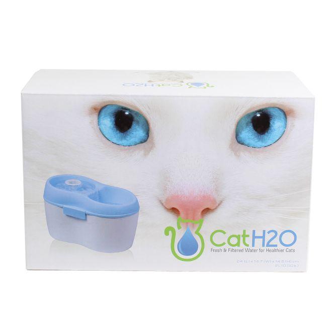 캣에이치투오 고양이용 정수기 2L