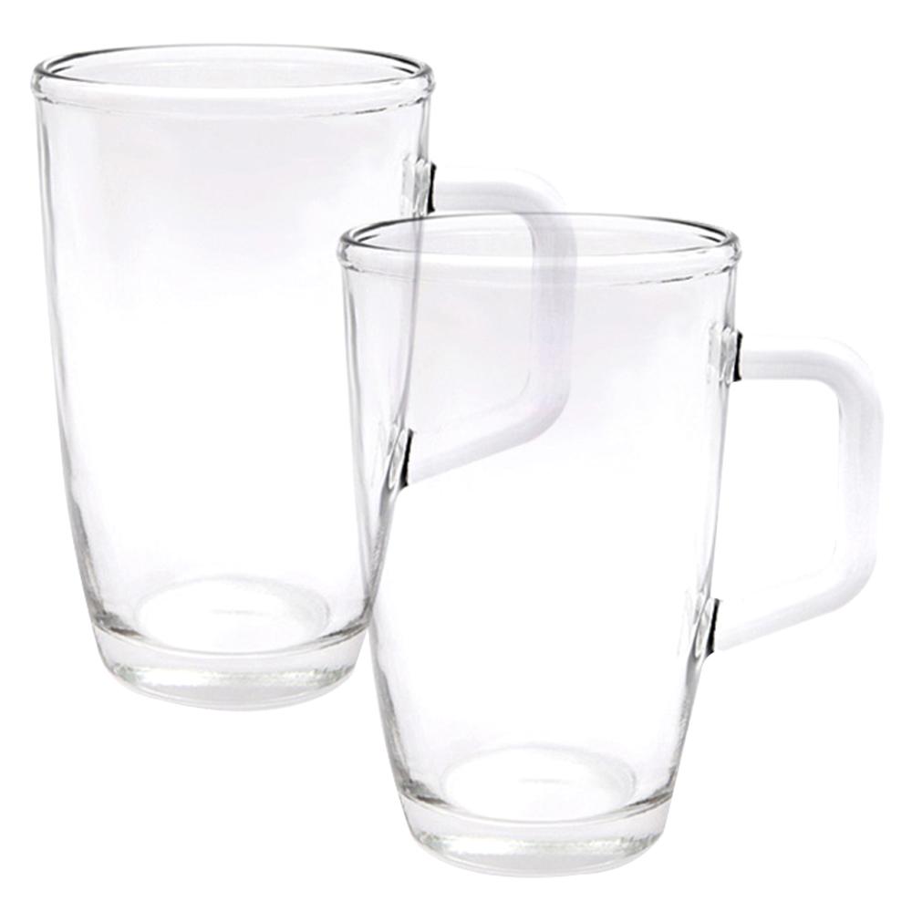 글라스락빅머그컵